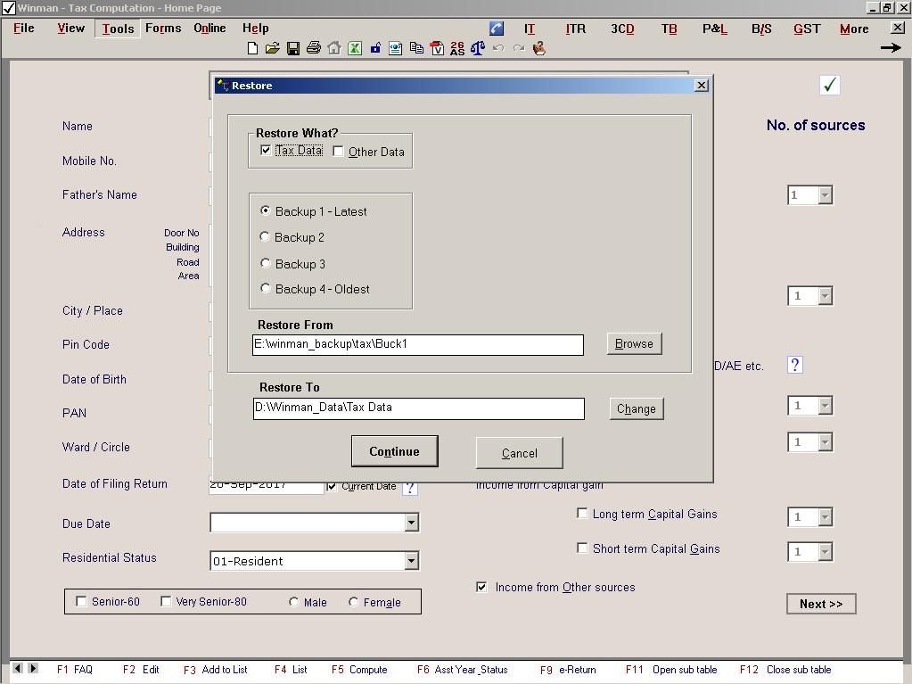 Training Videos – Winman Software